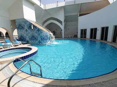 3 Bedroom Apartment for Rent in Al Nahyan, Abu Dhabi - Exquisite 3BR+Maids Room w/ Facilities /Parking