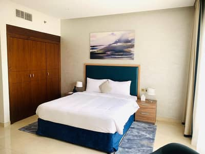 Hotel Apartment for Rent in Bur Dubai, Dubai - Bed