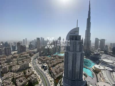 Full Burj & Fountain View  Bright  04 Series 