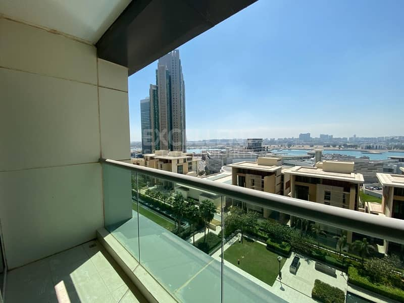 Full Sea View 1BH Apt| Facilities