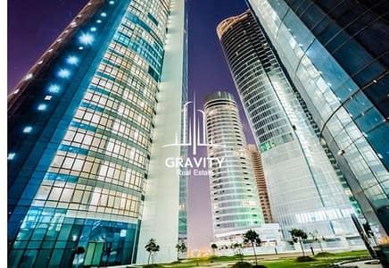 استوديو  للبيع في جزيرة الريم، أبوظبي - Spacious Studio + Amazing View W/ 50% Rental Back