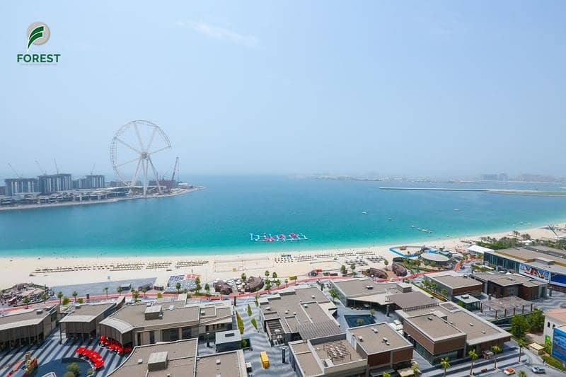 11 Incredible Full Sea View | Middle Floor | Spacious