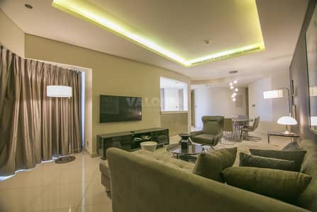 3 Bedroom Apartment for Rent in Business Bay, Dubai - SPACIOUS|Creek View|Flexible Cheques