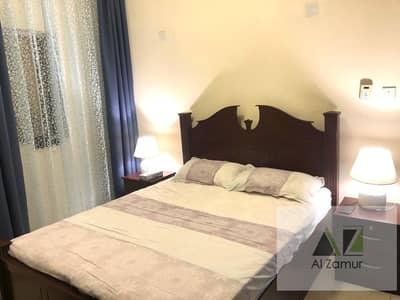شقة 1 غرفة نوم للايجار في أبراج بحيرات الجميرا، دبي - Furnished 1BR in JLT available now | Multiple cheques