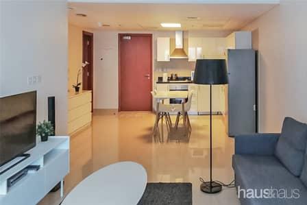 فلیٹ 1 غرفة نوم للبيع في مركز دبي المالي العالمي، دبي - Furnished | VOT | Amazing View