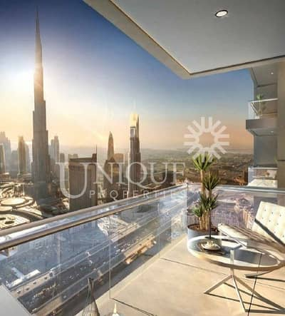3 Bedroom Flat for Sale in Downtown Dubai, Dubai - High Floor | Spacious Unit | Downtown Views