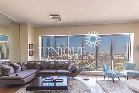 Price Reduced | Upgraded |Full Burj Khalifa view