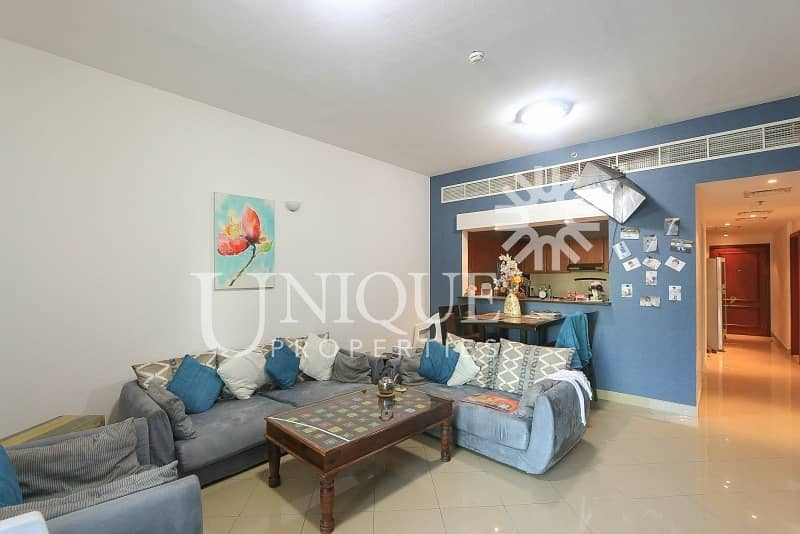 2 Large 1 BR | Mid Floor | Hub Canal Sports City
