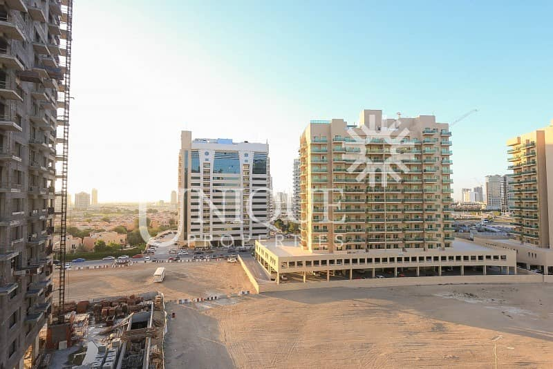 11 Large 1 BR | Mid Floor | Hub Canal Sports City