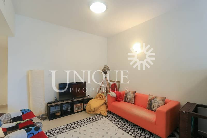 2 Large 1 Bed | Mid Floor | Hub Canal Sports City