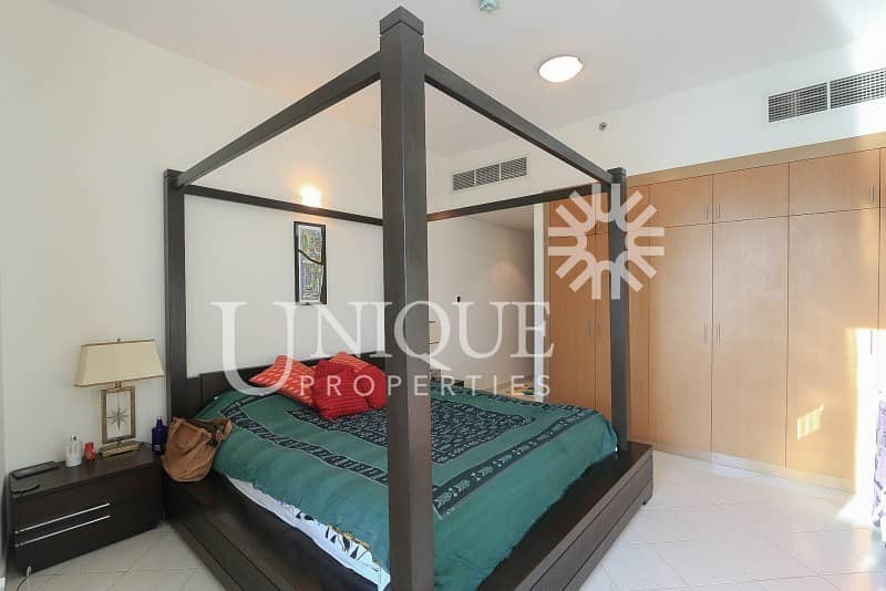15 Large 1 Bed | Mid Floor | Hub Canal Sports City