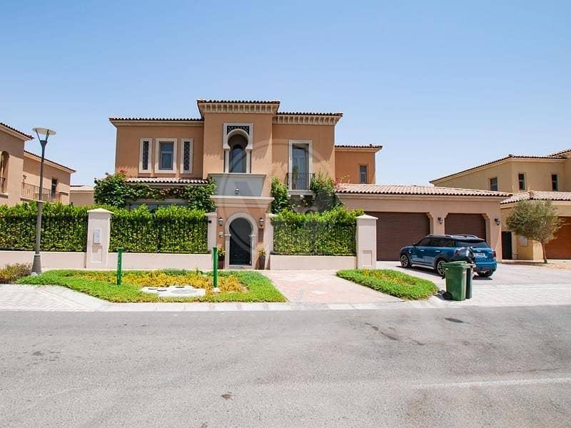 17 Executive villa with spectacular garden
