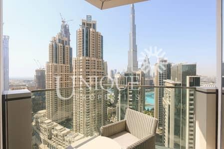 شقة 3 غرف نوم للبيع في وسط مدينة دبي، دبي - Opera Grand|Sky collection|High floor