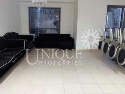 3 Bedroom Apartment for Sale in Jumeirah Beach Residence (JBR), Dubai - Unfurnished Huge unit with Maid room | Shams 4