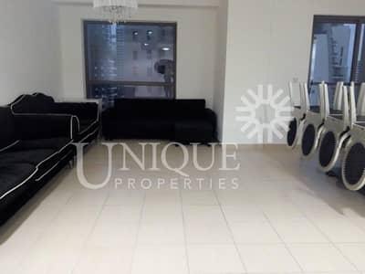 شقة 3 غرف نوم للبيع في جميرا بيتش ريزيدنس، دبي - Unfurnished Huge unit with Maid room | Shams 4