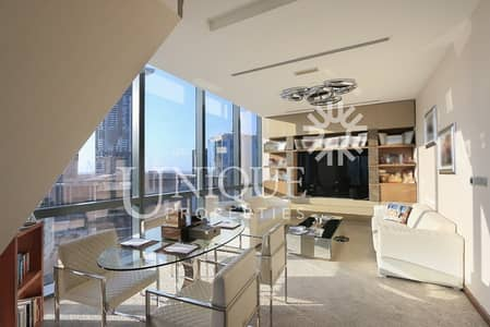 Office for Sale in Downtown Dubai, Dubai - Full Burj View | Fully Furnished | Fully Fitted