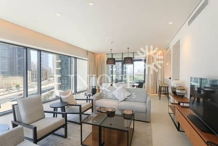 2 Bedroom Flat for Sale in The Hills, Dubai - 2 Bed Golf Course view Serviced Apt | The Hills