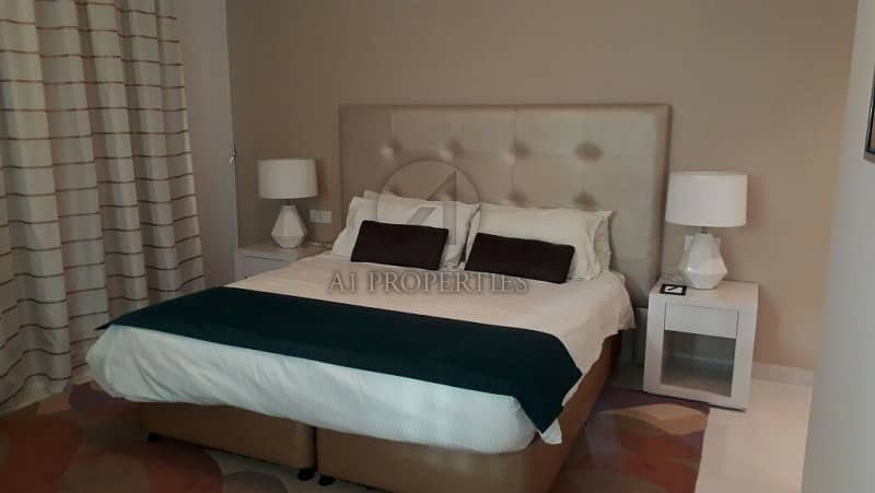 2 Fully Furnished 1BR in Damac Cour Jardin