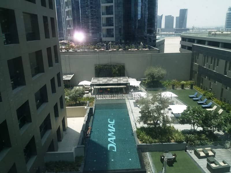 10 Fully Furnished 1BR in Damac Cour Jardin