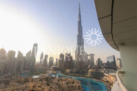 2 Bedroom Flat for Sale in Downtown Dubai, Dubai - High Floor 2 Bedroom Apt in Address Downtown Hotel