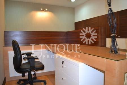 مکتب  للايجار في موتور سيتي، دبي - Fully Furnished Office   Detroit House