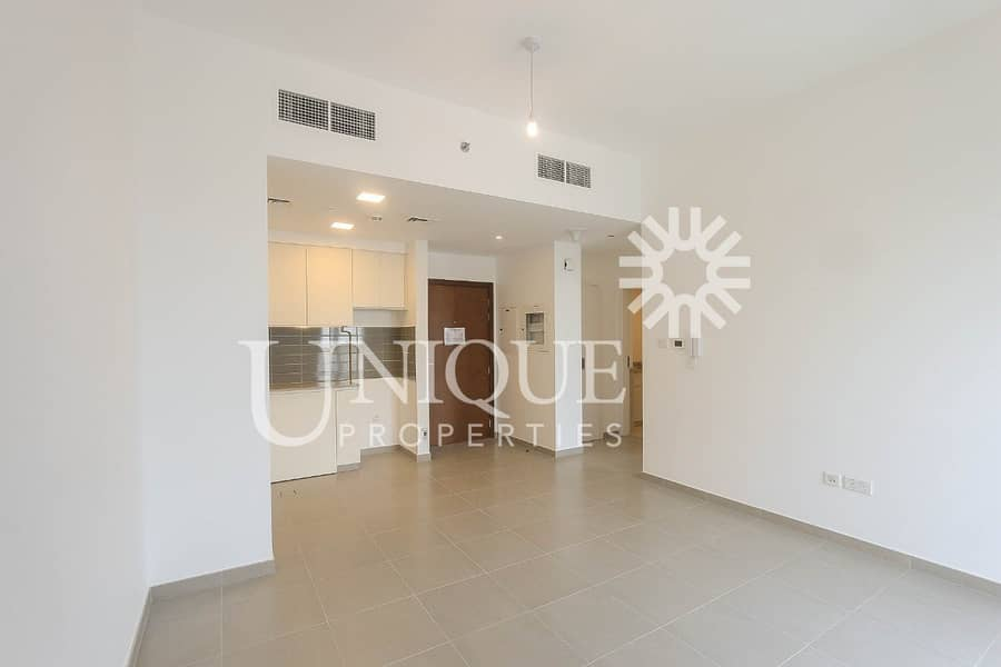 Great ROI | 1 bedroom  | Unfurnished