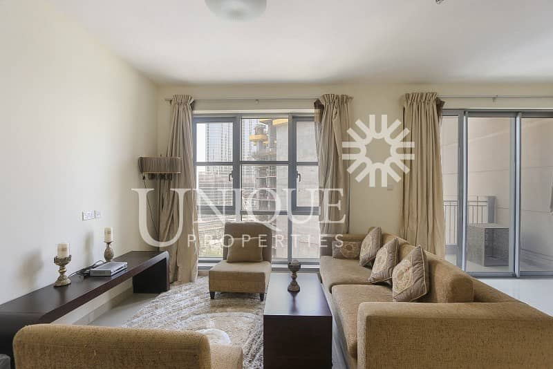 Fully furnished 2 Bedroom in Downtown Dubai