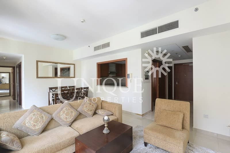 2 Fully furnished 2 Bedroom in Downtown Dubai