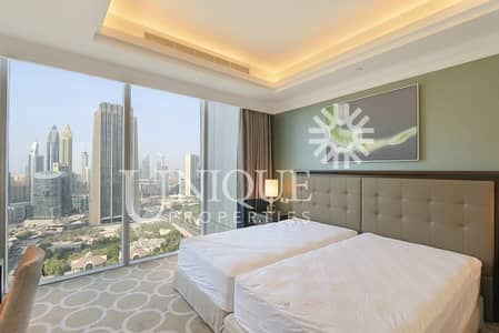 2 Bedroom Flat for Sale in Downtown Dubai, Dubai - 2 Bedroom with Relaxing view | Address BLVD