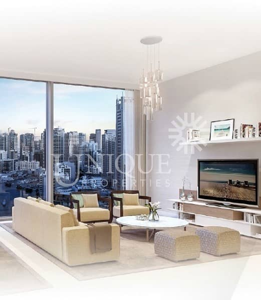 2 Full Sea and Dubai Eye View 2 Bedroom | 52-42