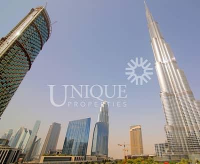 فلیٹ 2 غرفة نوم للايجار في وسط مدينة دبي، دبي - Close to Burj Khalifa and Dubai Mall | Furnished