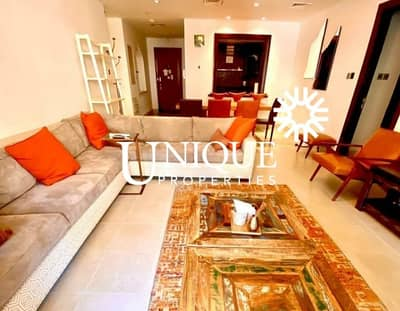 3 Bedroom Apartment for Rent in Old Town, Dubai - Un/Furnished | Near Boulevard | 3-Bed+M +S | 150K