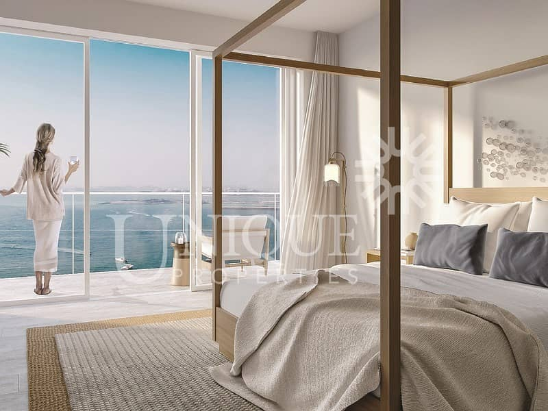 2 Dubai eye view corner unit perfect condition