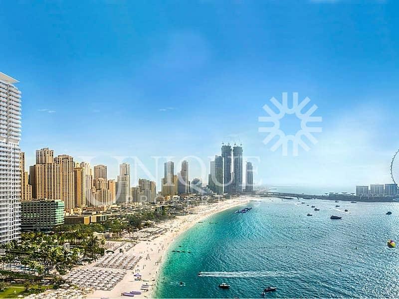 15 Dubai eye view corner unit perfect condition