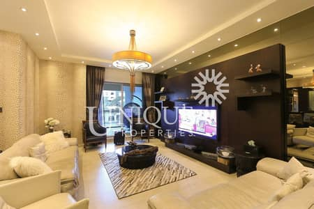 3 Bedroom Villa for Sale in Downtown Dubai, Dubai - Furnished 3BR Villa in The Residences Downtown