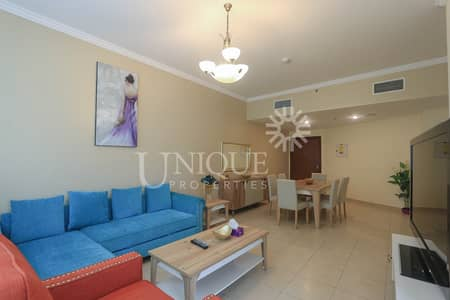 2 Bedroom Flat for Rent in Downtown Dubai, Dubai - 2BR Burj Khalifa view in Downtown - Burj Al Nujoom