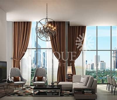 شقة 3 غرف نوم للبيع في بر دبي، دبي - 3BR Park Gate Residences with Zabeel Park view