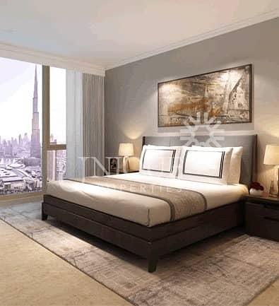 1 Bedroom Apartment for Sale in Downtown Dubai, Dubai - High Floor Beautiful views Connected to Dubai Mall