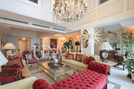 بنتهاوس 5 غرف نوم للبيع في دبي مارينا، دبي - 5 Bed Penthouse in Anbar | High Floor