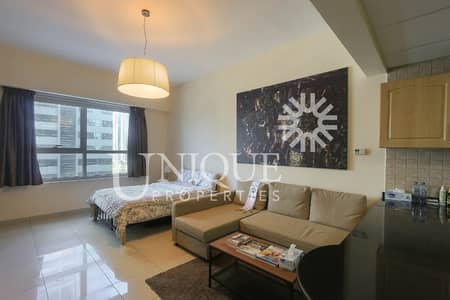 Studio for Sale in Jumeirah Lake Towers (JLT), Dubai - Price reduced|Studio|Partial Park View|Great ROI