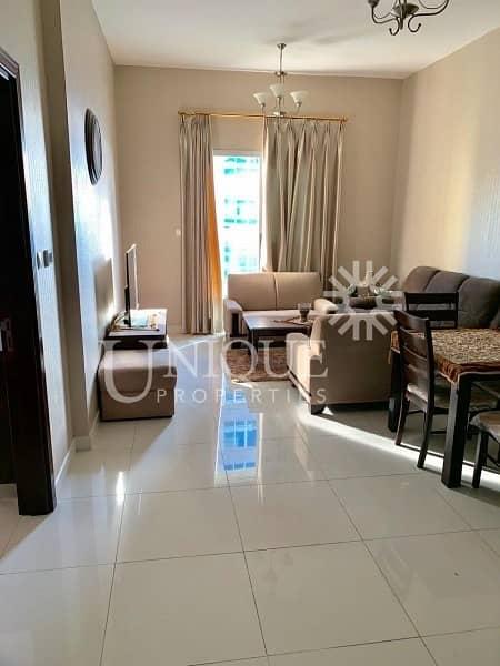 Fully Furnished 1 Bedroom | Elite 7