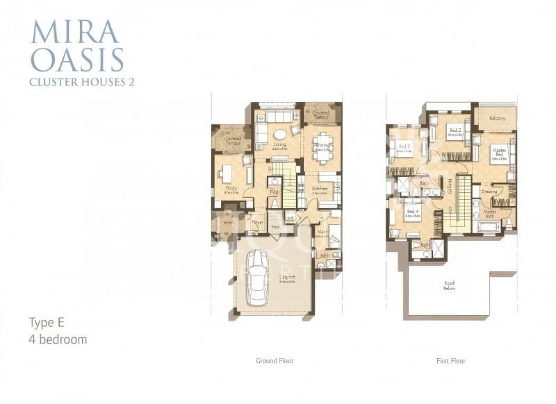 21 Ready to Move In | Mira Oasis 2 | 4 Bedroom + Maid