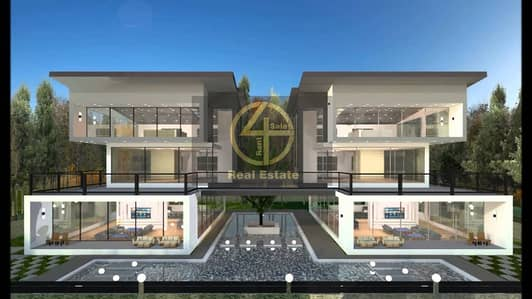 فيلا مجمع سكني 7 غرف نوم للبيع في مدينة شخبوط (مدينة خليفة ب)، أبوظبي - #Zero Transfer Fees!Luxurious Incredible 2 Villa/ Elegant Design