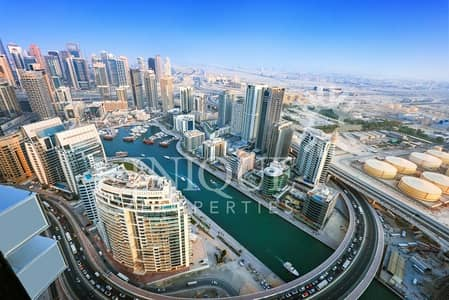 1 Bedroom Flat for Sale in Jumeirah Beach Residence (JBR), Dubai - Type R1A 1 Bed with Marina View