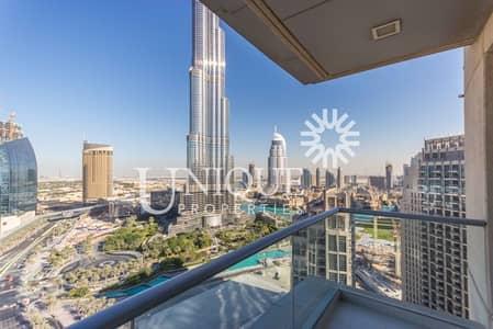 شقة 2 غرفة نوم للبيع في وسط مدينة دبي، دبي - Exclusive