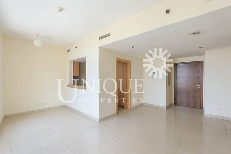 2 Vacant Apartment | Partial Sea View | Mid Floor