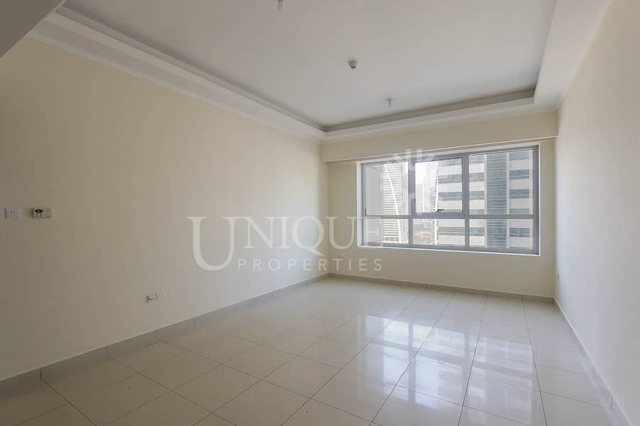 Multiple Chqs | Upgraded 3BR | Park View | Vacant