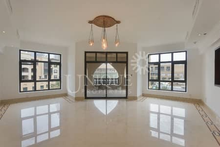 شقة 3 غرف نوم للايجار في المدينة القديمة، دبي - Al Tajer | Upgraded 3BR Full Fountain and Burj V.