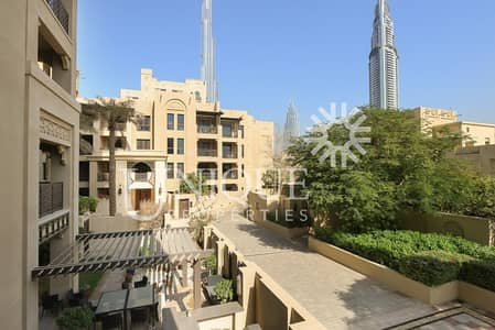2 Bedroom Apartment for Sale in Old Town, Dubai - Low Floor 2 BR in Reehan 1
