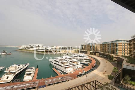 Bulgari Unfurnished with Yacht view